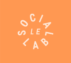 LOGO SOCIALLAB ORANGE 2
