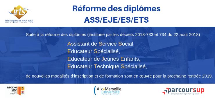 Accueil Irts Formations En Travail Social Provence Alpes Cote