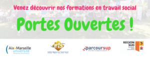 Portes ouvertes à l'IRTS PACA et Corse @ IRTS PACA ET CORSE