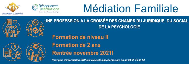 Réunion d'information Médiation Familiale - ZOOM